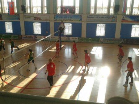 Чемпионат Магаданской области по волейболу в зачет XII Спартакиады трудящихся 2014 года
