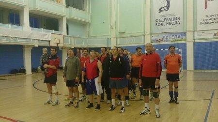III традиционный областной турнир по волейболу среди ветеранов