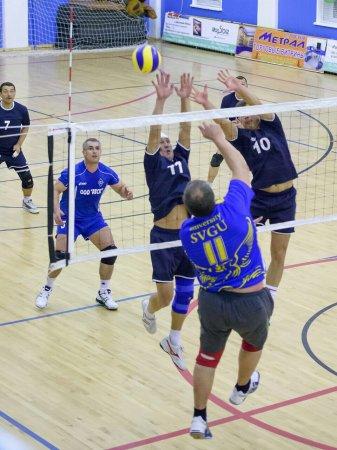 IV традиционный областной турнир по волейболу среди ветеранов
