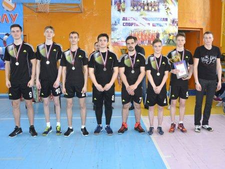 Первенство Магаданской области по волейболу среди школьников 2000-2002 гг. р.