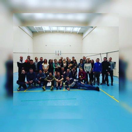Турнир по волейболу среди смешанных команд, посвященный памяти Набегаевой Маргариты