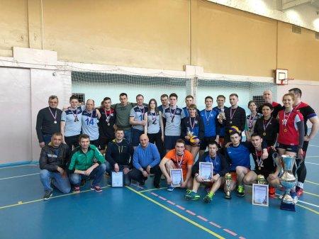 Чемпионат любительской волейбольной лиги 2018-2019